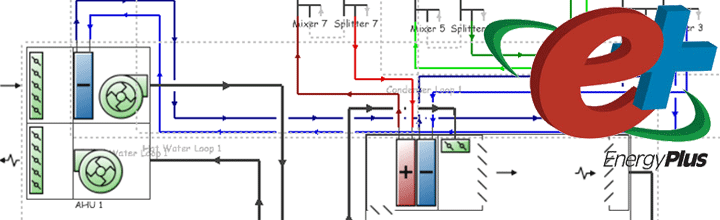 Access EnergyPlus advanced HVAC modelling