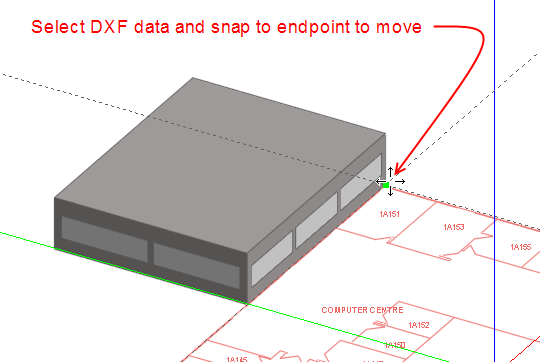 Importing DXF